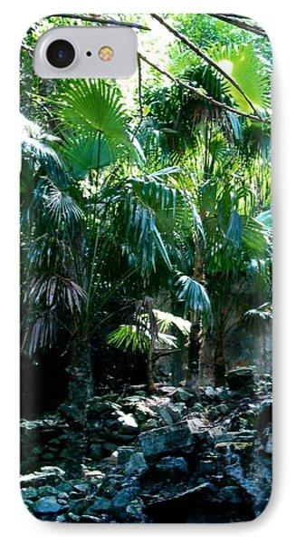 Jungle Sun  IPhone Case