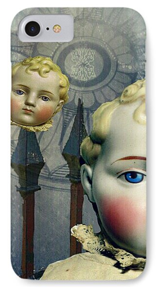 Just Like A Doll IPhone Case