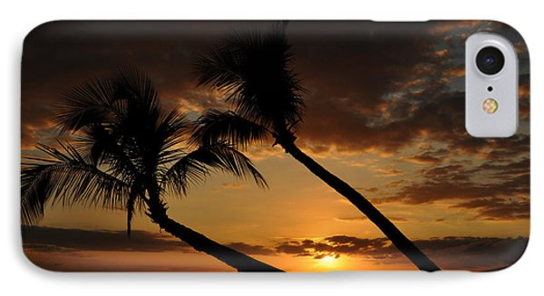 Ka'anapali Beach Sunset IPhone Case