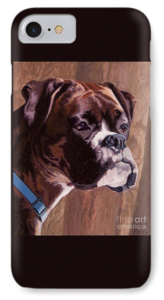 Kahlua's Portrait IPhone Case