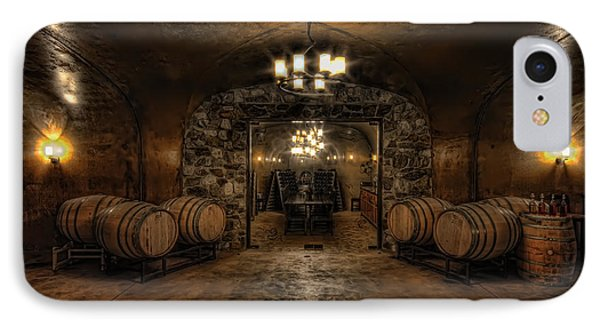 Karma Winery Cave IPhone Case