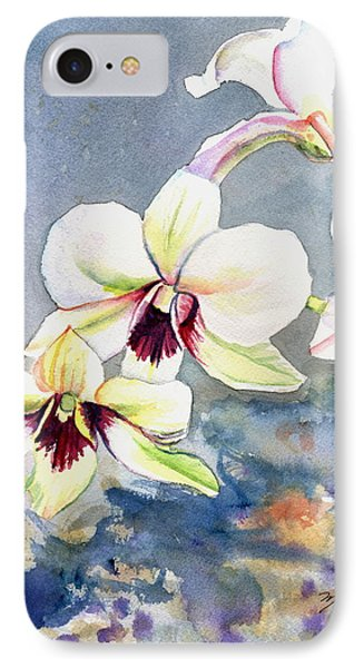 Kauai Orchid Festival IPhone Case