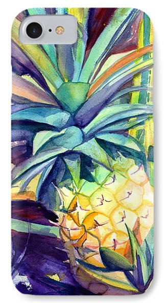 Kauai Pineapple 4 IPhone Case