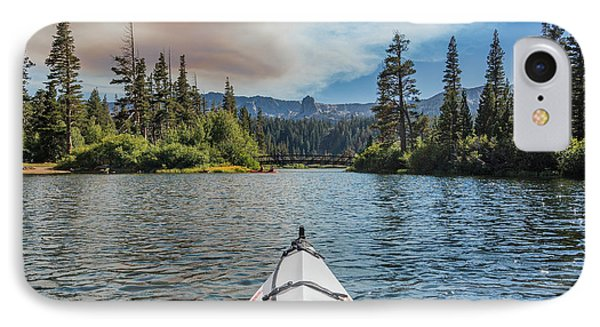 Kayak Views IPhone Case