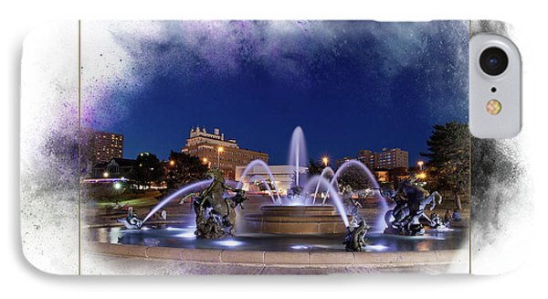 Kc Fountain IPhone Case