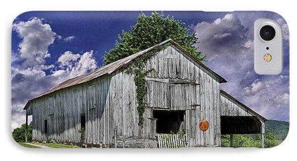 Kentucky Barn IPhone Case