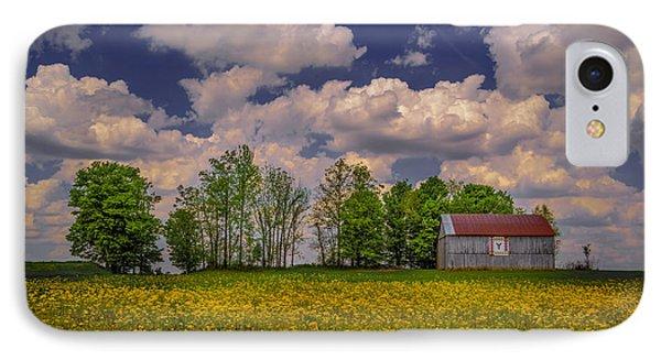 Kentucky Quilt Barn IPhone Case