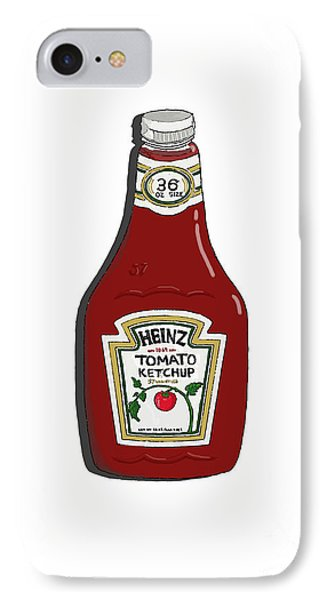 Ketchup IPhone Case