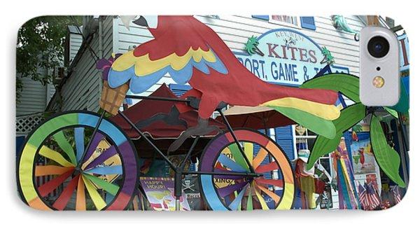 Key West Kites IPhone Case