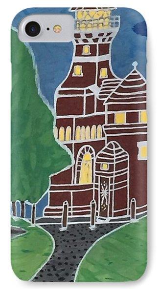 Kiel Germany Lighthouse. IPhone Case