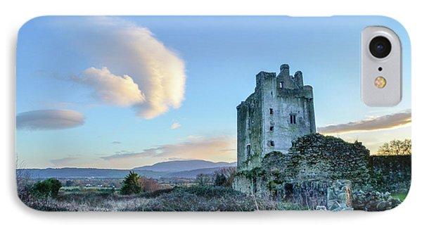 Kilcash Castle Ufo IPhone Case
