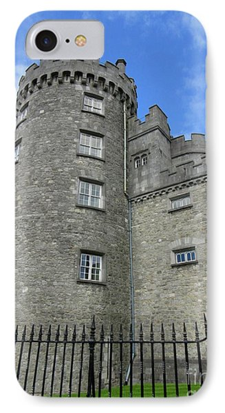 Kilkenny Castle Tower IPhone Case