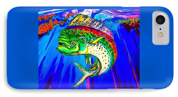 King Mahi-mahi IPhone Case