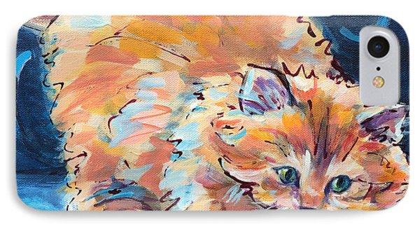 Kitty Keepsies IPhone Case