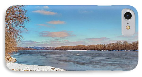 Klondike Park Boat Ramp IPhone Case