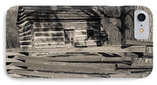 Knob Creek Cabin IPhone Case