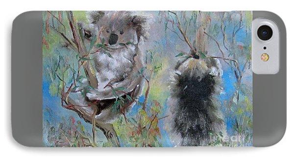 Koalas IPhone Case