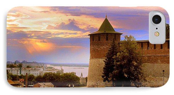 Kremlin In Nizhny Novgorod IPhone Case