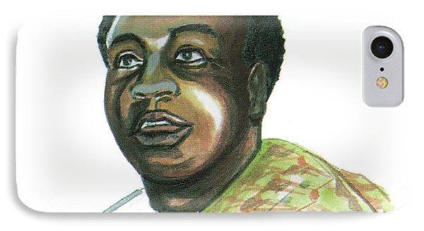 Kwame Nkrumah IPhone Case
