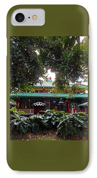 Kwon Yin Temple 4 IPhone Case