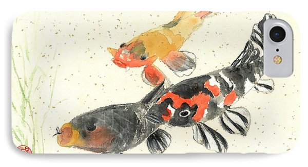 Kyoto Koi IPhone Case