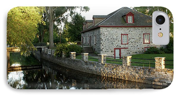 Lachine Canal Montreal Quebec IPhone Case