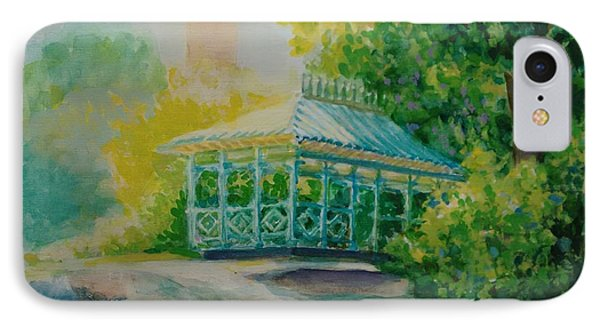 Ladies Pavilion, Cpnyc IPhone Case