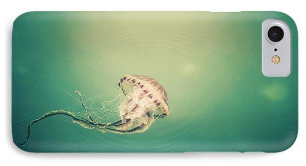Lady Jellyfish IPhone Case