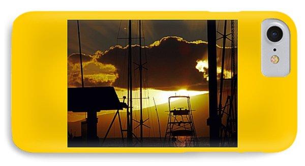 Lahaina Sunsets 5 IPhone Case