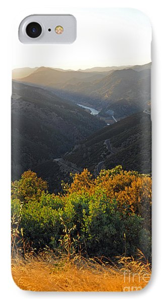 Lake Mcclure Ca IPhone Case