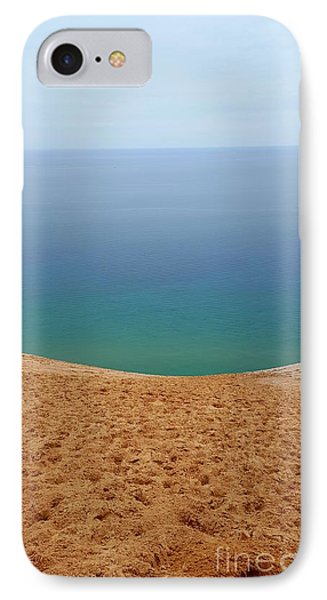 Lake Michigan Colors IPhone Case
