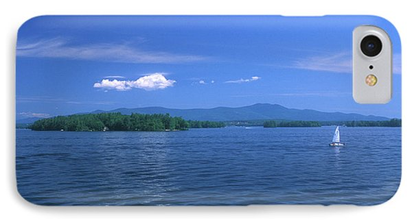 Lake Winnipesaukee Summer Day IPhone Case