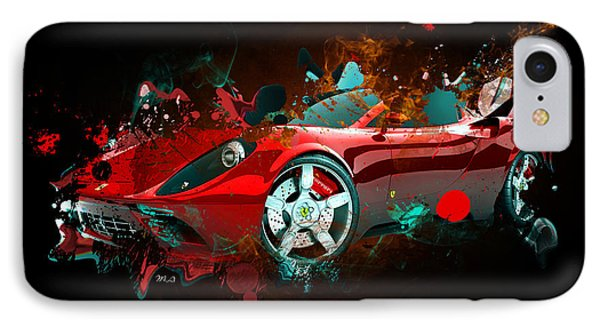 Lamborghin IPhone Case