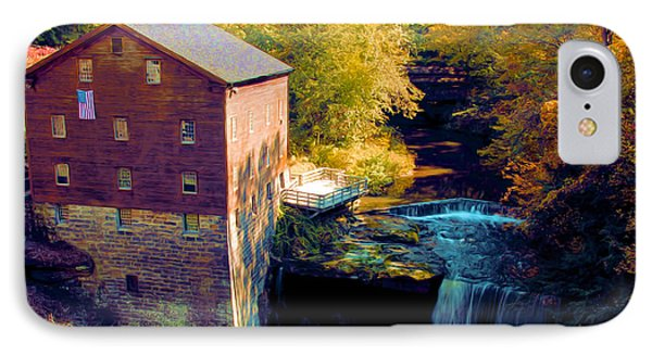 Lanterman's Mill IPhone Case