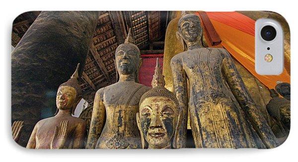 Laos_d186 IPhone Case