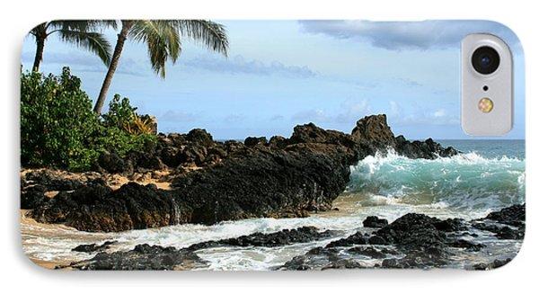 Lapiz Lazuli Stone Aloha Paako Aviaka IPhone Case
