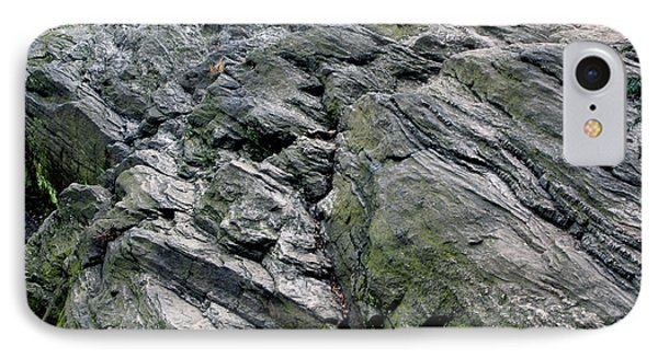 Large Rock At Central Park IPhone Case