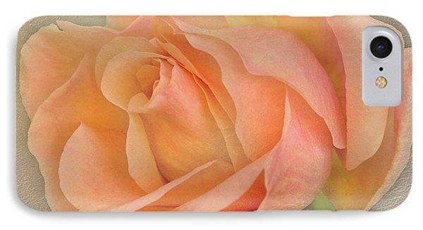 Last Autumn Rose IPhone Case