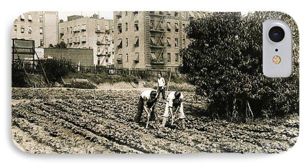 Last Working Farm In Manhattan IPhone Case