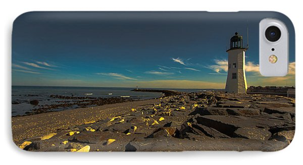 Late Light At The Light IPhone Case