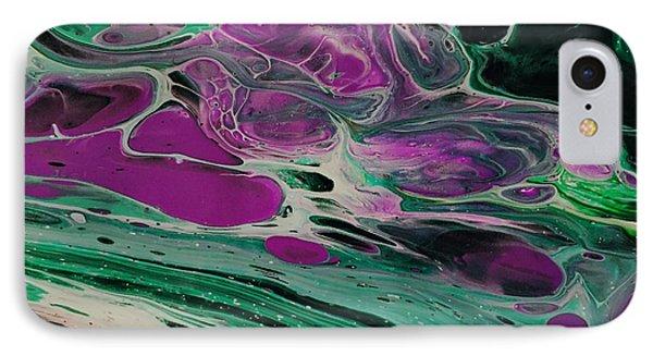 Lava From Venus IPhone Case