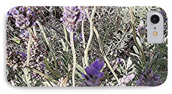 Lavender Moment IPhone Case