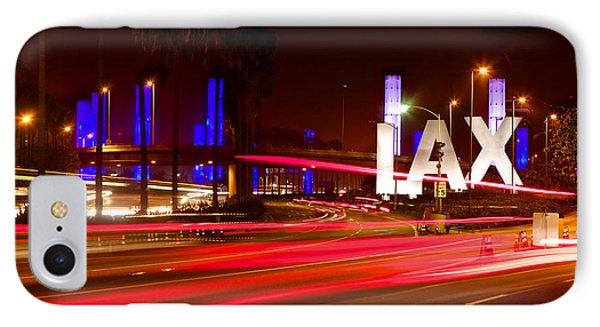 Lax Activity IPhone Case