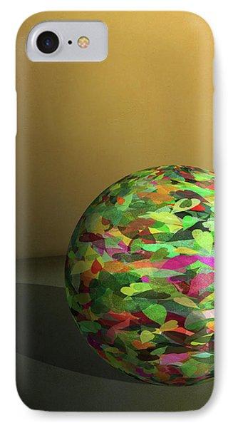Leaf Ball -  IPhone Case