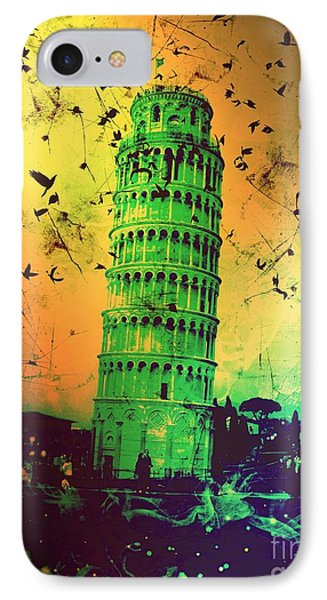 Leaning Tower Of Pisa 32 IPhone Case