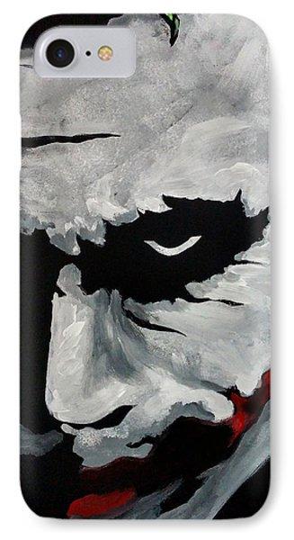 Ledger's Joker IPhone Case