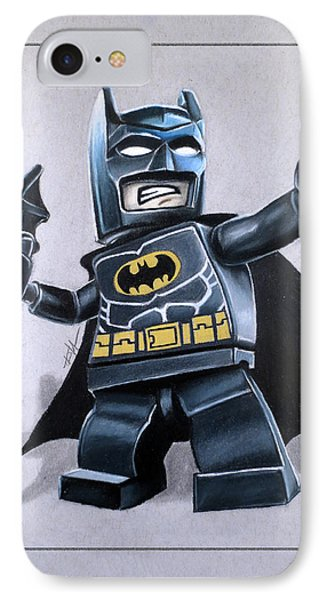 Lego Batman IPhone Case