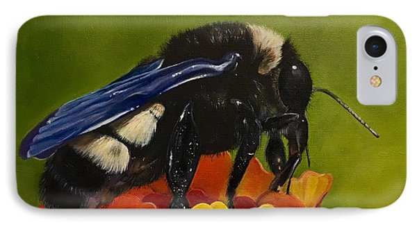 Legs Adorned With Pollen IPhone Case