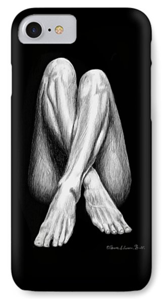 Legs IPhone Case