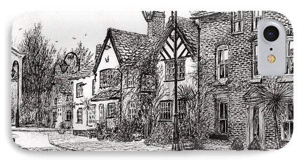 Leigh Arms Prestbury IPhone Case